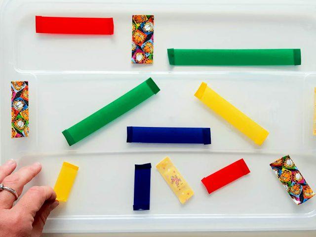 Sticky Board